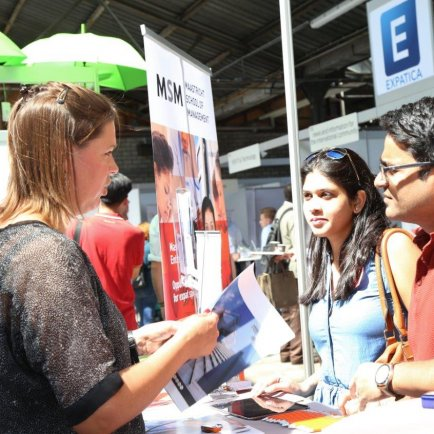 Expat Fair movie